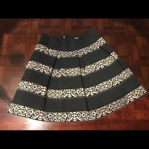 Gianni Bini  Black Cameron Skirt